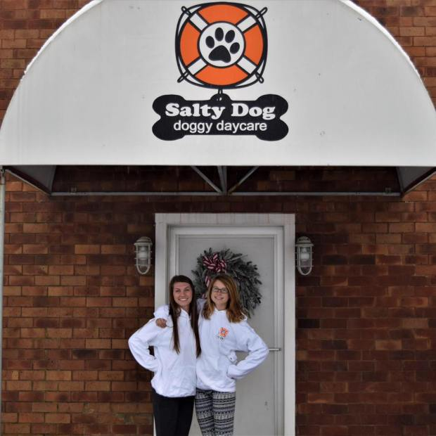 New Owners of Salty Dog Doggy Daycare